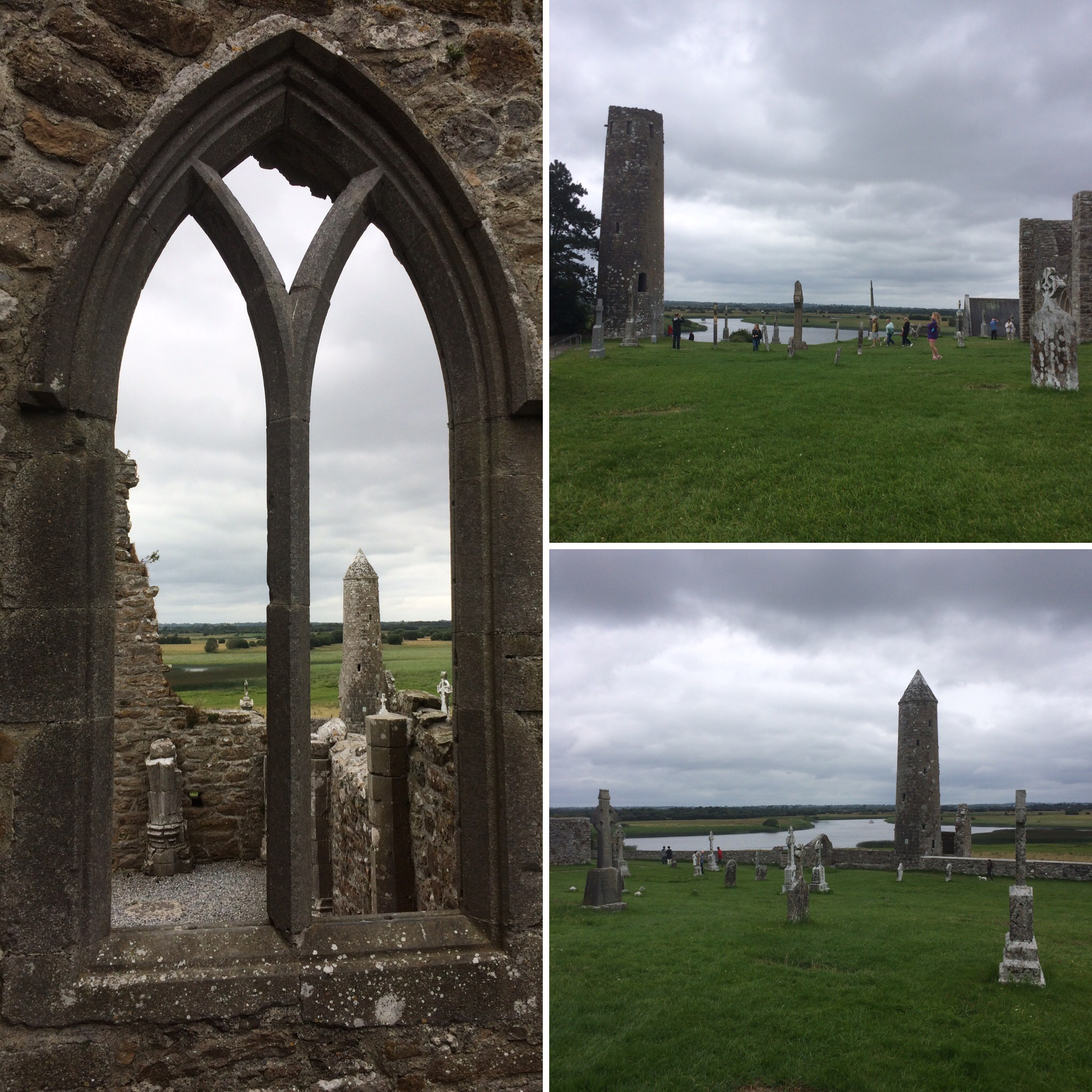 Clonmacnoise - Tours at the Heart of Ireland